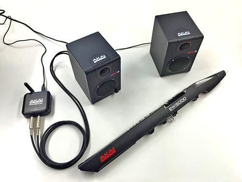 ワイヤレス受信機を使用する場合